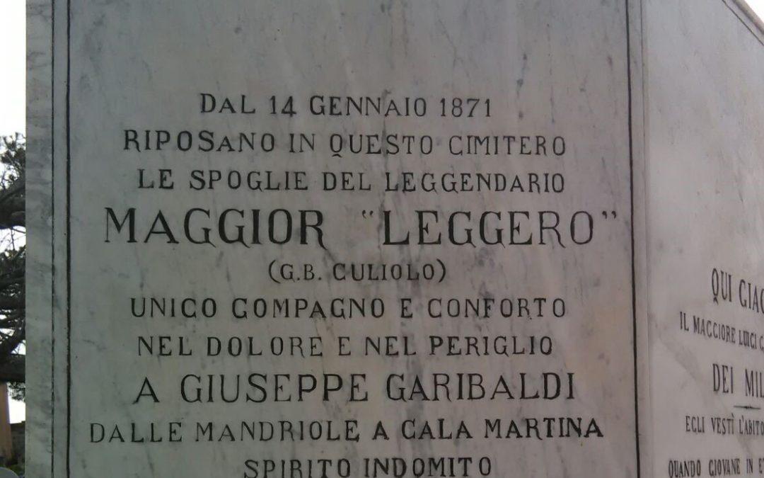 IL MAGGIORE LEGGERO