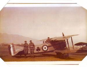 Colonnello Trevis Tornielli Arcibaldo - Casson del Grappa - settembre 1918