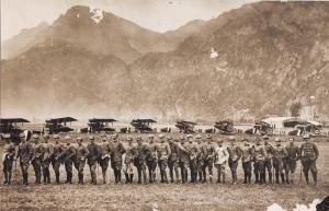 Colonnello Trevis Tornielli Arcibaldo Cividate - offensiva Tonale -1918