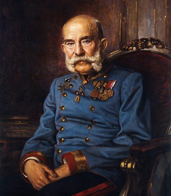 FRANCESCO GIUSEPPE I D'AUSTRIA-UNGHERIA