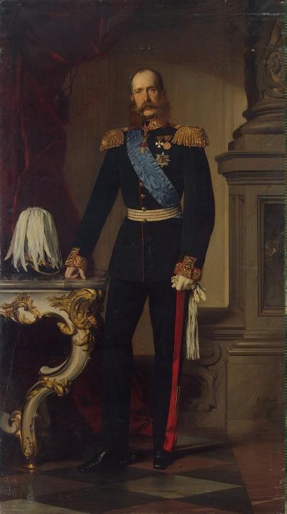 http://www.museoroccavilla.eu/images/Franz_Joseph_I_of_Austria_Heinrich_von_Angeli_1874.jpg
