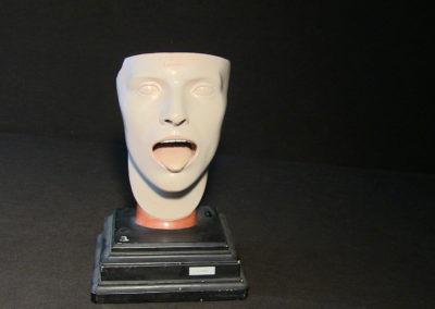 Modello della faccia, 3