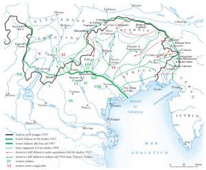 Cartina Storica Prima Guerra Mondiale.Atlante Storico Grande Guerra Museo Alessandro Roccavilla