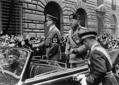 NAZISMO E FASCISMO A CONFRONTO   –   CLIL TEDESCO-STORIA
