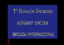 """Storia della Brigata Lincoln, """"Vergogna d'America"""""""