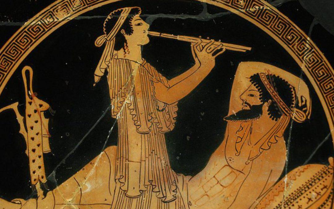 LA MUSICA AL TEMPO DEI FILOSOFI GRECI
