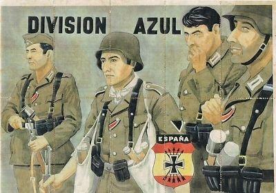 """LA DIVISIONE """"AZUL"""""""