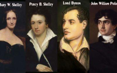 QUELLA NOTTE A VILLA DIODATI – BYRON 1816