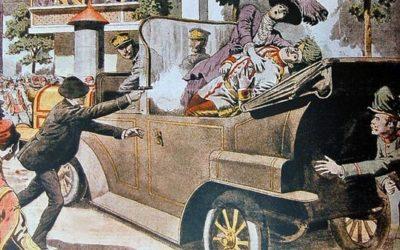 SARAJEVO  28 GIUGNO 1914