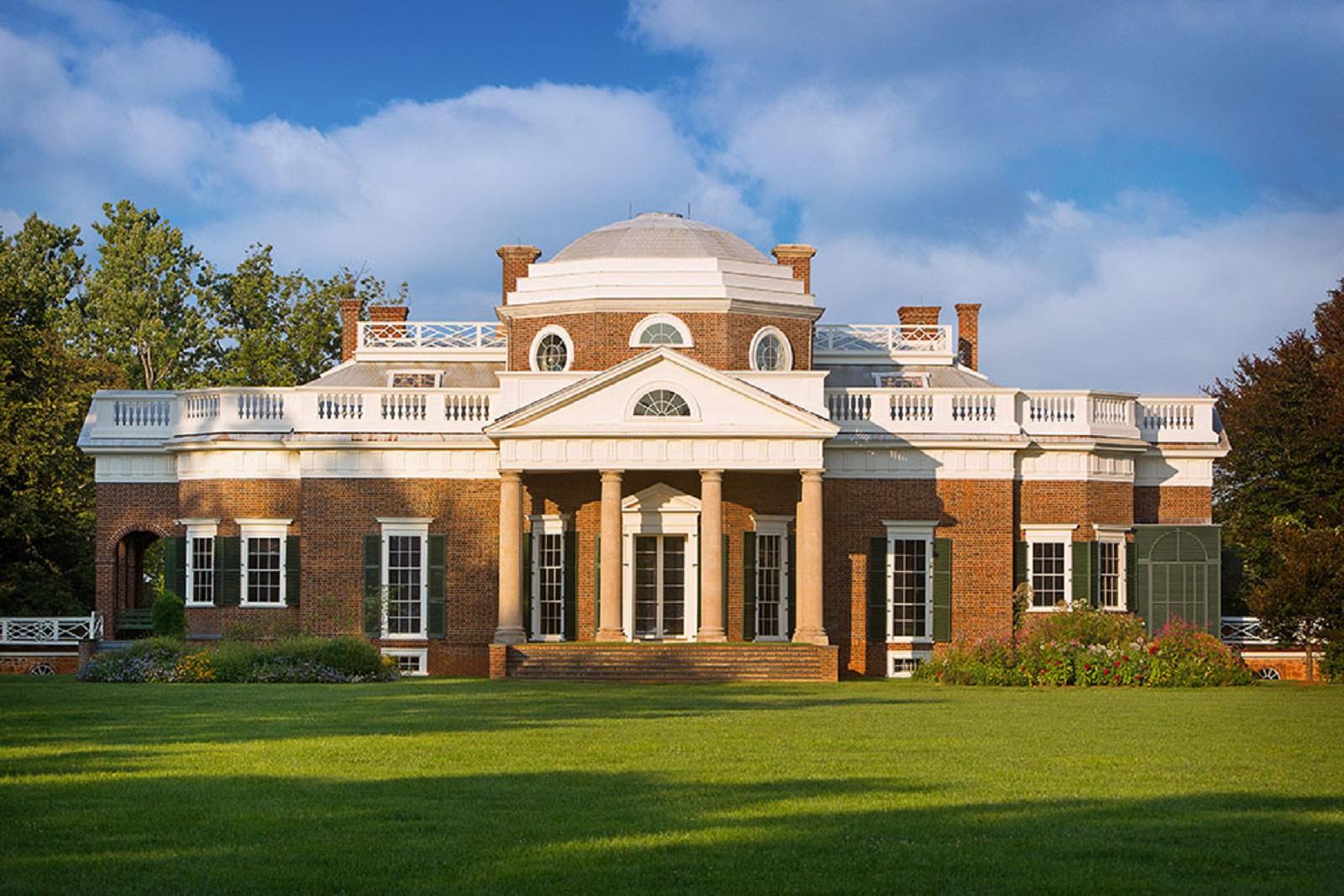 Monticello: la casa di Thomas Jefferson