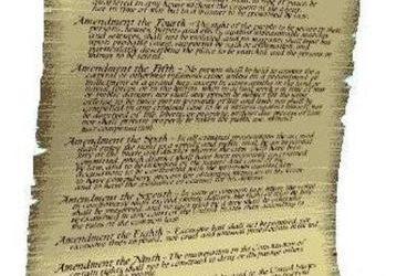 BILL OF RIGHTS 1689