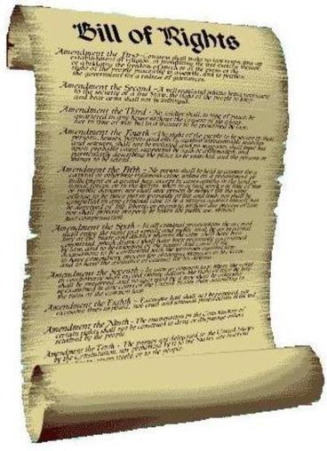 BILL OF RIGHTS 1689