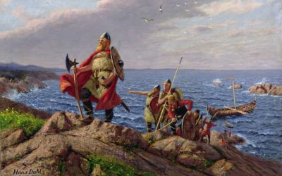 LEIF ERIKSON: I VICHINGHI NEL NORD AMERICA